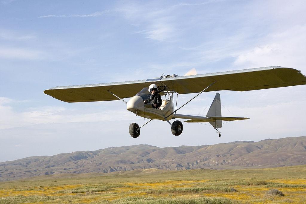 无动力滑翔机