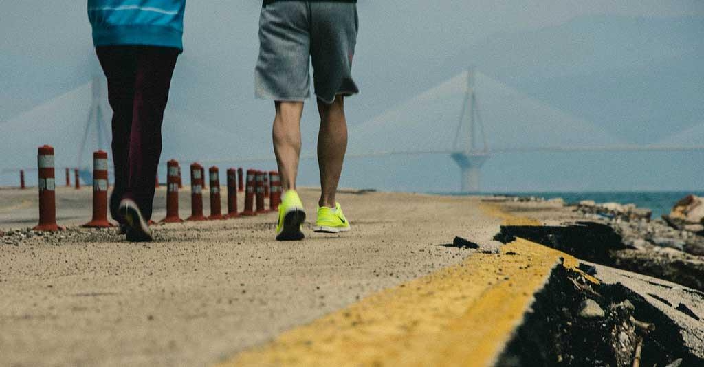 跑步真的是一个人的事?