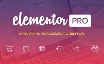 WordPress插件elementor